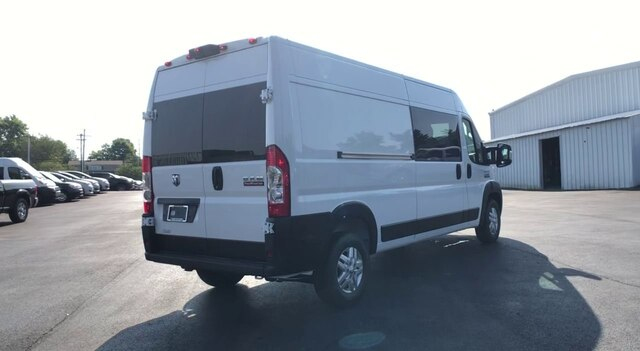 2019 ProMaster 2500 High Roof FWD,  Empty Cargo Van #C19335 - photo 9