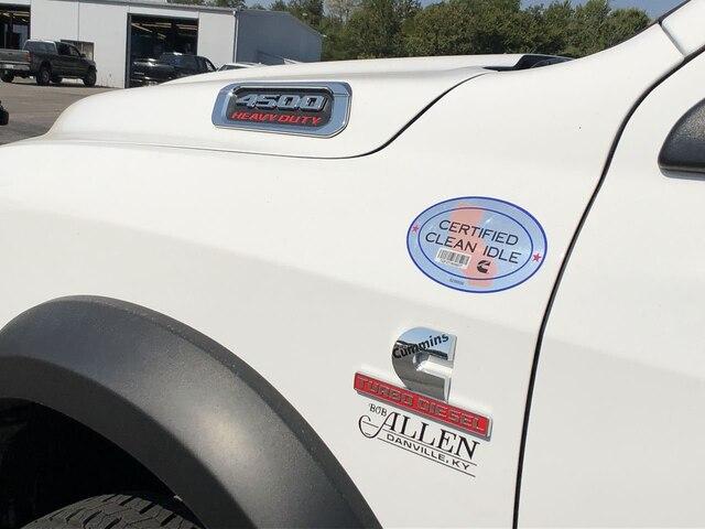 2019 Ram 4500 Crew Cab DRW 4x4,  Cab Chassis #C19372 - photo 12