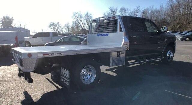 2019 Ram 3500 Crew Cab DRW 4x4, Hillsboro 2000 Series Aluminum Platform Body #C19473 - photo 9