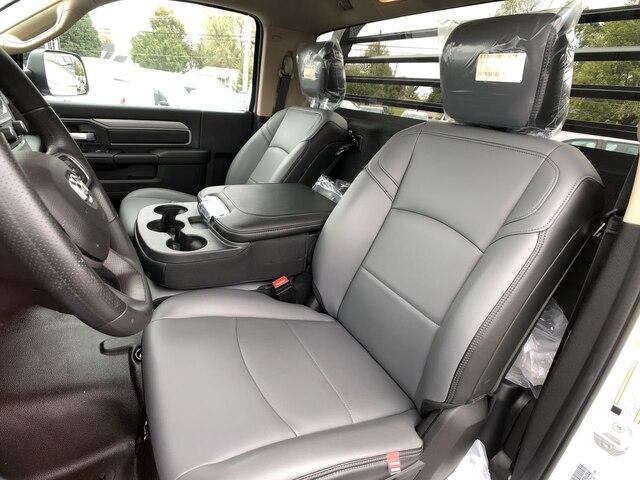 2019 Ram 3500 Regular Cab DRW 4x4, Freedom Rodeo Platform Body #C19480 - photo 14