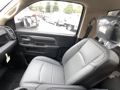 2019 Ram 3500 Regular Cab DRW 4x4, Freedom Rodeo Platform Body #C19480 - photo 23