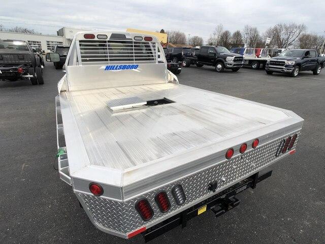 2019 Ram 3500 Regular Cab DRW 4x4, Hillsboro Platform Body #C19495 - photo 11