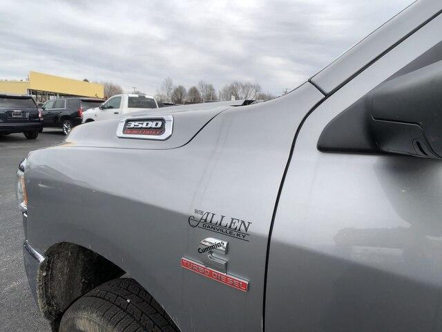 2019 Ram 3500 Regular Cab DRW 4x4, Hillsboro Platform Body #C19495 - photo 12