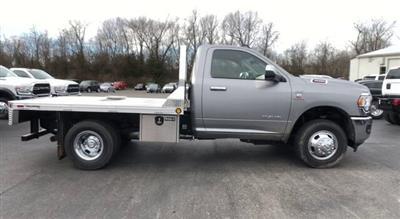 2019 Ram 3500 Regular Cab DRW 4x4, Hillsboro Platform Body #C19495 - photo 9