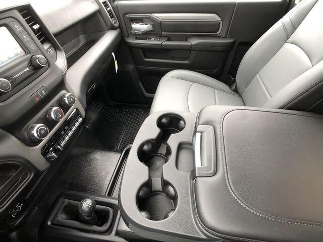 2019 Ram 3500 Regular Cab DRW 4x4, Platform Body #C19498 - photo 18