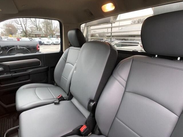 2019 Ram 3500 Regular Cab DRW 4x4, Platform Body #C19498 - photo 25