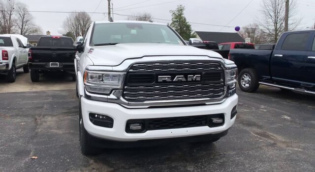 2019 Ram 3500 Mega Cab 4x4, Pickup #C19619 - photo 4