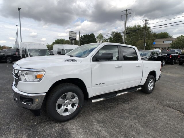 2020 Ram 1500 Crew Cab 4x4, Pickup #C20037 - photo 1