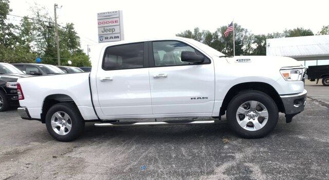2020 Ram 1500 Crew Cab 4x4, Pickup #C20037 - photo 9