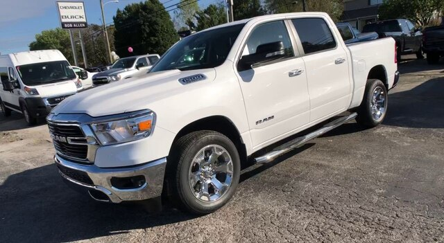 2020 Ram 1500 Crew Cab 4x4, Pickup #C20044 - photo 5