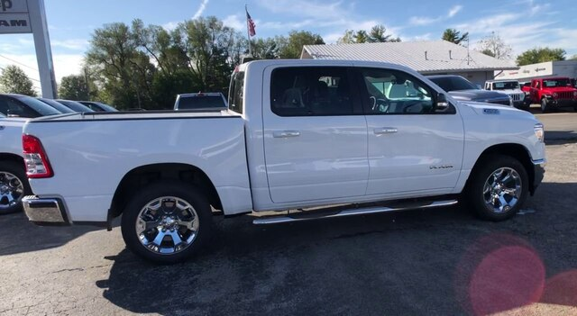 2020 Ram 1500 Crew Cab 4x4, Pickup #C20044 - photo 9