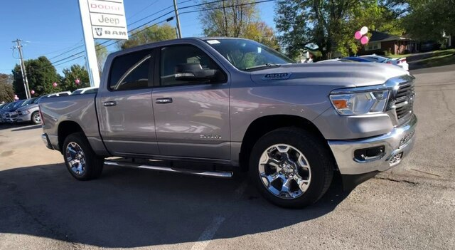 2020 Ram 1500 Crew Cab 4x4,  Pickup #C20051 - photo 3