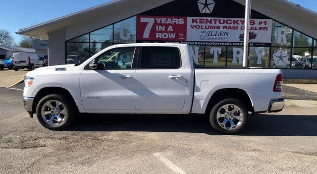 2020 Ram 1500 Crew Cab 4x4, Pickup #C20053 - photo 6
