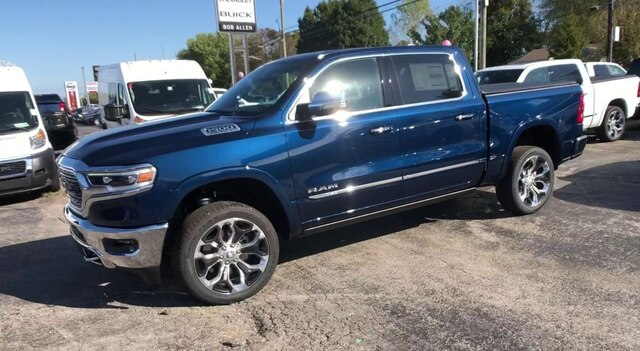2020 Ram 1500 Crew Cab 4x4, Pickup #C20054 - photo 5