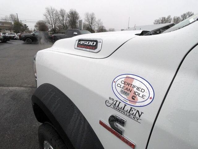 2020 Ram 4500 Crew Cab DRW 4x4, Cab Chassis #C20169 - photo 12