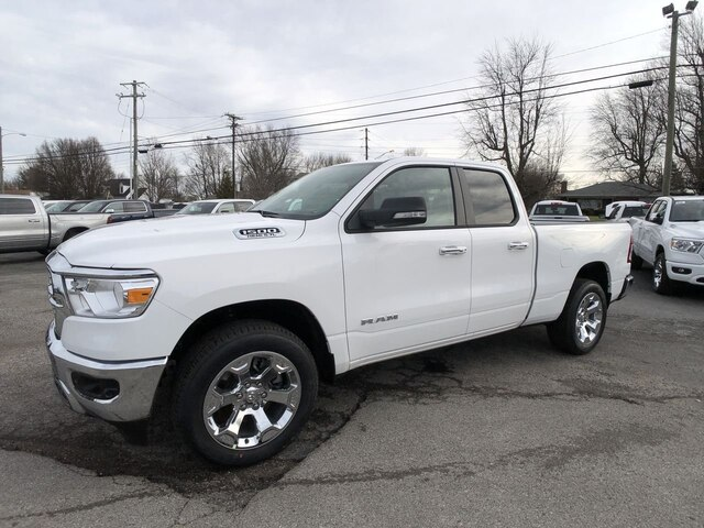 2020 Ram 1500 Quad Cab 4x4, Pickup #C20173 - photo 1
