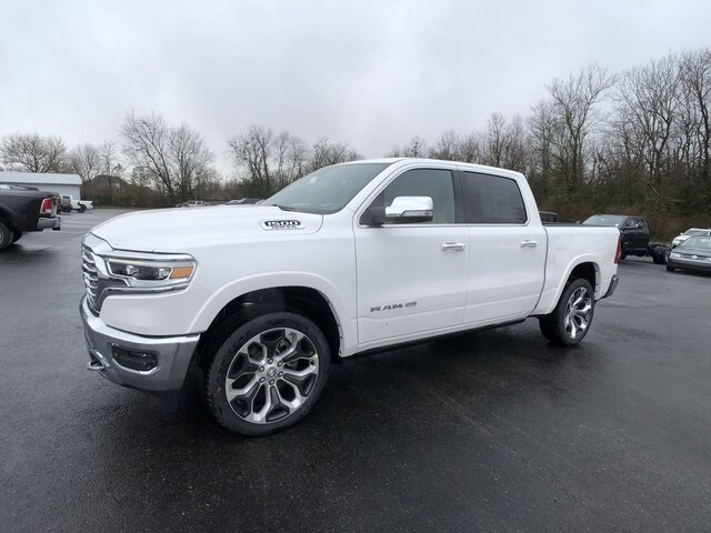 2020 Ram 1500 Crew Cab 4x4, Pickup #C20174 - photo 1