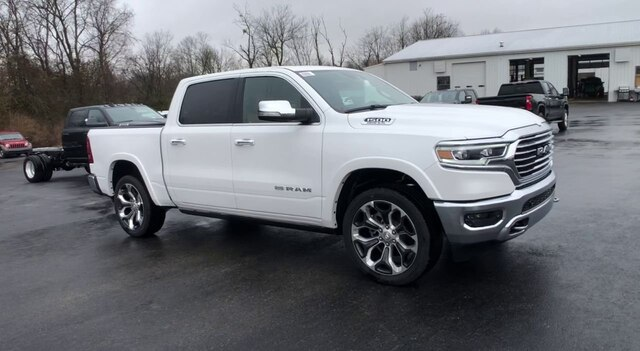 2020 Ram 1500 Crew Cab 4x4, Pickup #C20174 - photo 3