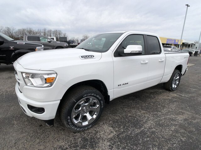 2020 Ram 1500 Quad Cab 4x4, Pickup #C20176 - photo 1