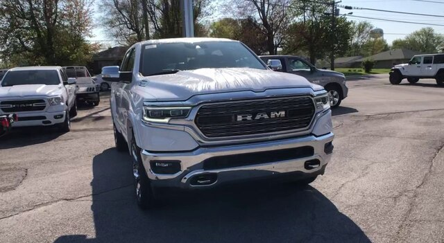 2020 Ram 1500 Crew Cab 4x4, Pickup #C20329 - photo 4