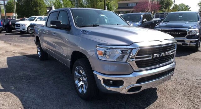 2020 Ram 1500 Crew Cab 4x4, Pickup #C20331 - photo 4