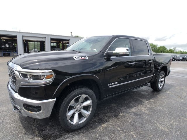 2020 Ram 1500 Crew Cab 4x4, Pickup #C20337 - photo 1