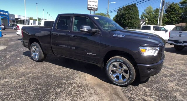 2021 Ram 1500 Quad Cab 4x4, Pickup #C21026 - photo 3