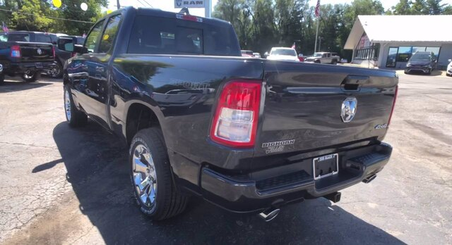 2021 Ram 1500 Quad Cab 4x4, Pickup #C21026 - photo 6