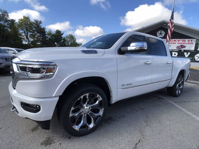 2021 Ram 1500 Crew Cab 4x4, Pickup #C21053 - photo 1