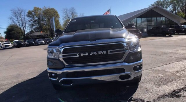 2021 Ram 1500 Crew Cab 4x4, Pickup #C21108 - photo 5