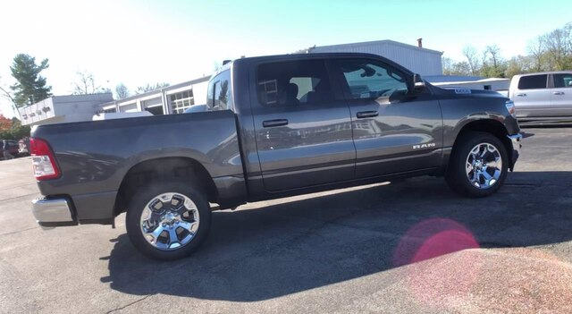 2021 Ram 1500 Crew Cab 4x4, Pickup #C21108 - photo 9