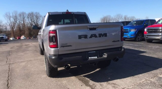 2021 Ram 1500 Crew Cab 4x4, Pickup #C21153 - photo 7