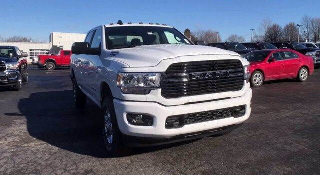 2021 Ram 2500 Crew Cab 4x4, Pickup #C21257 - photo 4