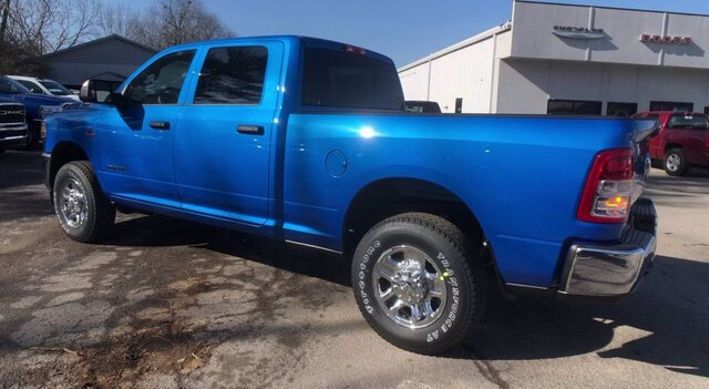 2021 Ram 2500 Crew Cab 4x4, Pickup #C21280 - photo 2