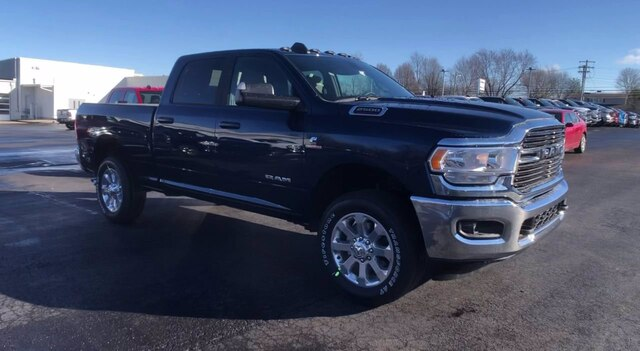 2021 Ram 2500 Crew Cab 4x4, Pickup #C21296 - photo 4