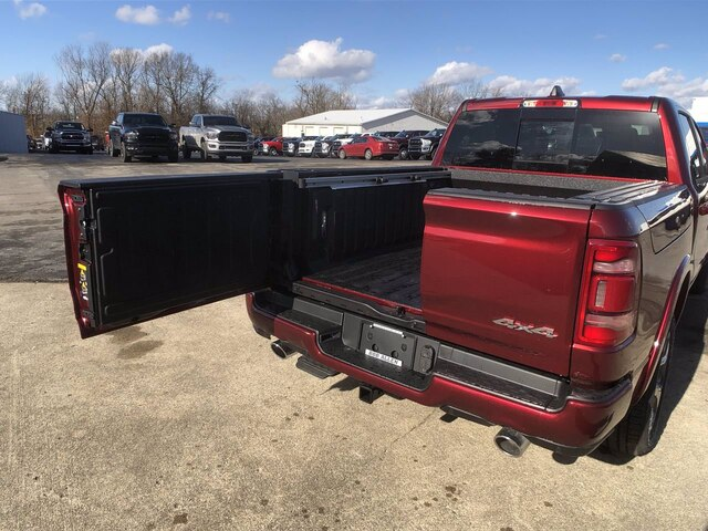 2021 Ram 1500 Crew Cab 4x4, Pickup #C21307 - photo 26