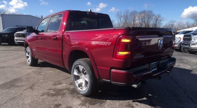 2021 Ram 1500 Crew Cab 4x4, Pickup #C21307 - photo 6