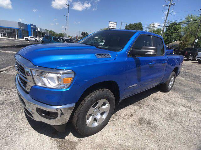 2021 Ram 1500 Quad Cab 4x4, Pickup #C21606 - photo 1