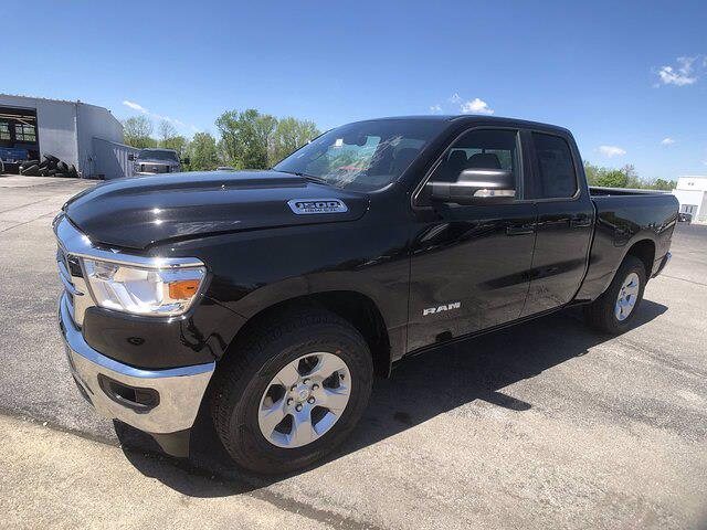 2021 Ram 1500 Quad Cab 4x4, Pickup #C21610 - photo 1