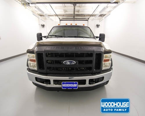 2009 F-550 Super Cab DRW 4x4,  Platform Body #D182833B - photo 3
