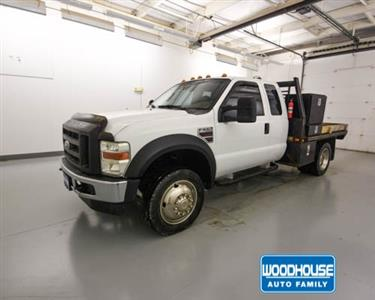 2009 F-550 Super Cab DRW 4x4,  Platform Body #D182833B - photo 1