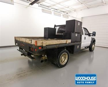 2009 F-550 Super Cab DRW 4x4,  Platform Body #D182833B - photo 6