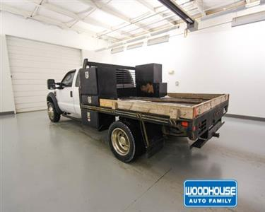 2009 F-550 Super Cab DRW 4x4,  Platform Body #D182833B - photo 2