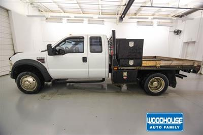 2009 F-550 Super Cab DRW 4x4,  Platform Body #D182833B - photo 8