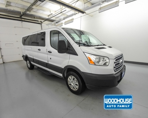2016 Transit 350 Low Roof 4x2,  Passenger Wagon #P94740 - photo 4