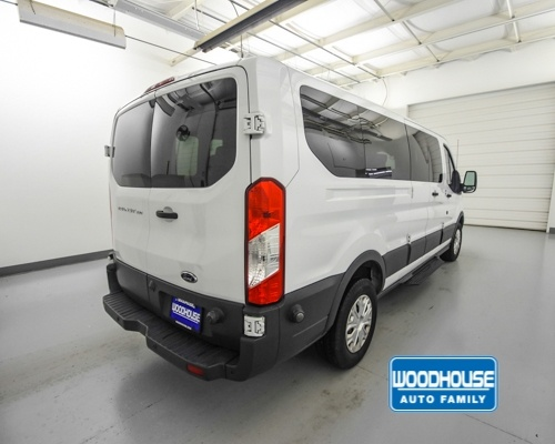 2016 Transit 350 Low Roof 4x2,  Passenger Wagon #P94740 - photo 6