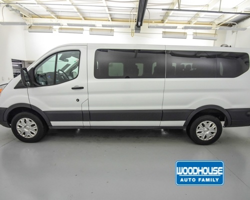 2016 Transit 350 Low Roof 4x2,  Passenger Wagon #P94740 - photo 8