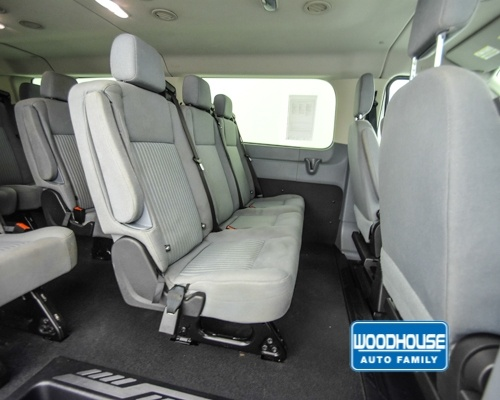 2016 Transit 350 Low Roof 4x2,  Passenger Wagon #P94741 - photo 17