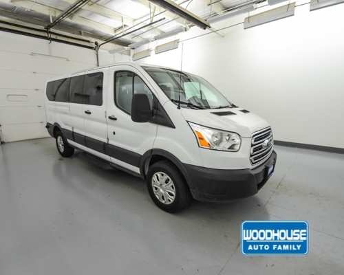 2016 Transit 350 Low Roof 4x2,  Passenger Wagon #P94741 - photo 4
