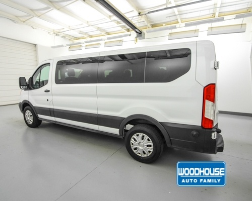 2016 Transit 350 Low Roof 4x2,  Passenger Wagon #P94741 - photo 2